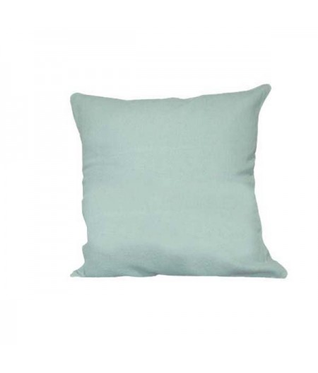 Coussin en lin Propriano Celadon Harmony 45x45 cm