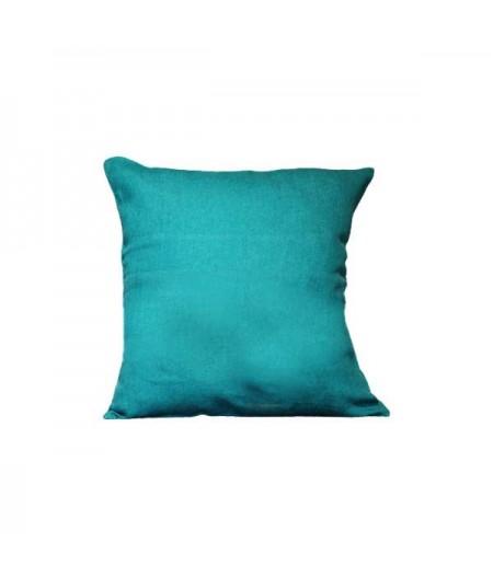 Coussin en lin Propriano Aqua Sea Harmony 45x45 cm