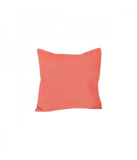 Coussin en lin Propriano Argile Harmony 45x45 cm