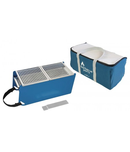 Pack Barbecue Nomade Bleu Cookut