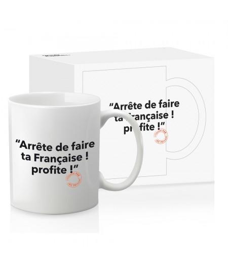 Mug Loic Prigent 011 Arrete De Faire - Image Républic