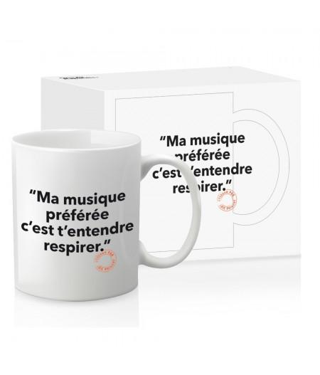 Mug Loic Prigent 048 Ma Musique Preferee - Image Républic