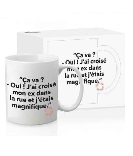Mug Loic Prigent 063 Ca Va ? Oui ! - Image Républic