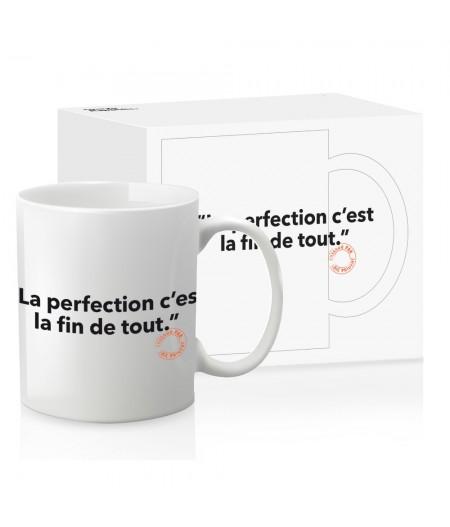 Mug Loic Prigent 078 La Perfection - Image Républic