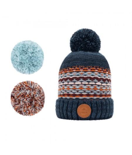 Bonnets Cabaïa - Creative - Dawa - No Polar - Blue