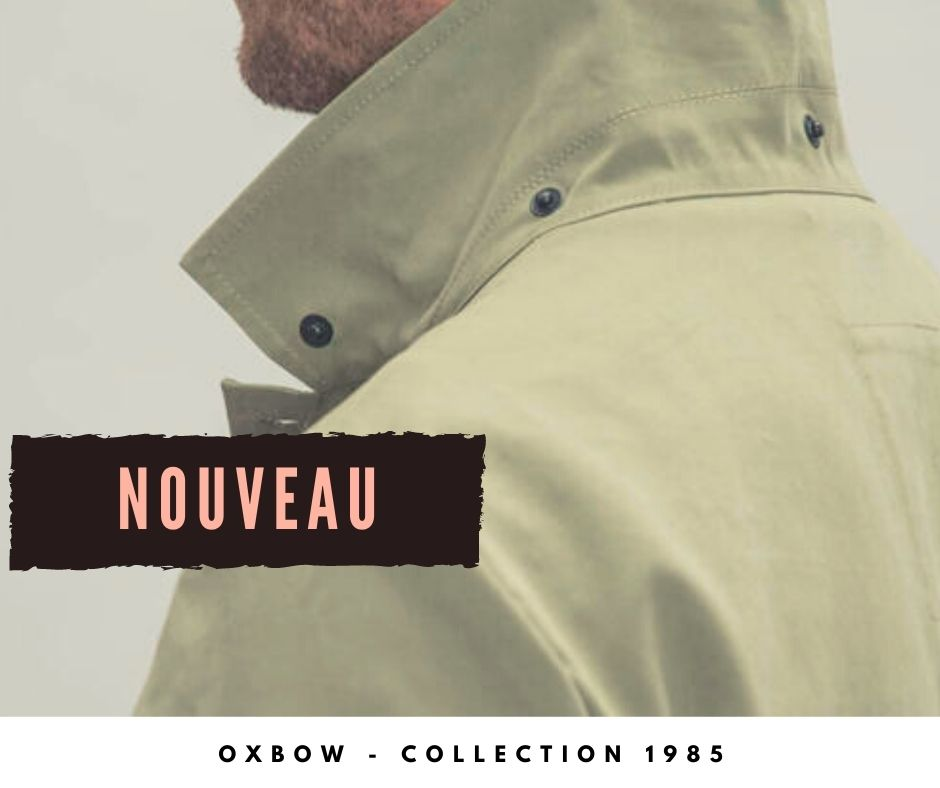 Veste  Homme Oxbow 1985